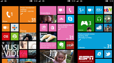 Disponible Google 2.0 para Windows Phone
