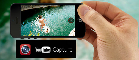 Youtube Capture para Iphone y Ipod Touch