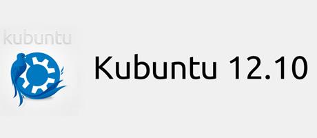 Logo Kubuntu 12.10