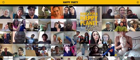 Happy Party Google