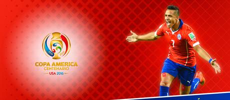 Wallpaper Copa América 2016 – Chile (Alexis Sánchez)