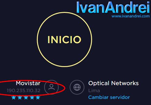 Speedtest - Saber mi IP