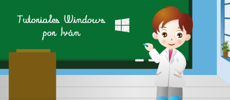 Tutoriales Windows por Ivan