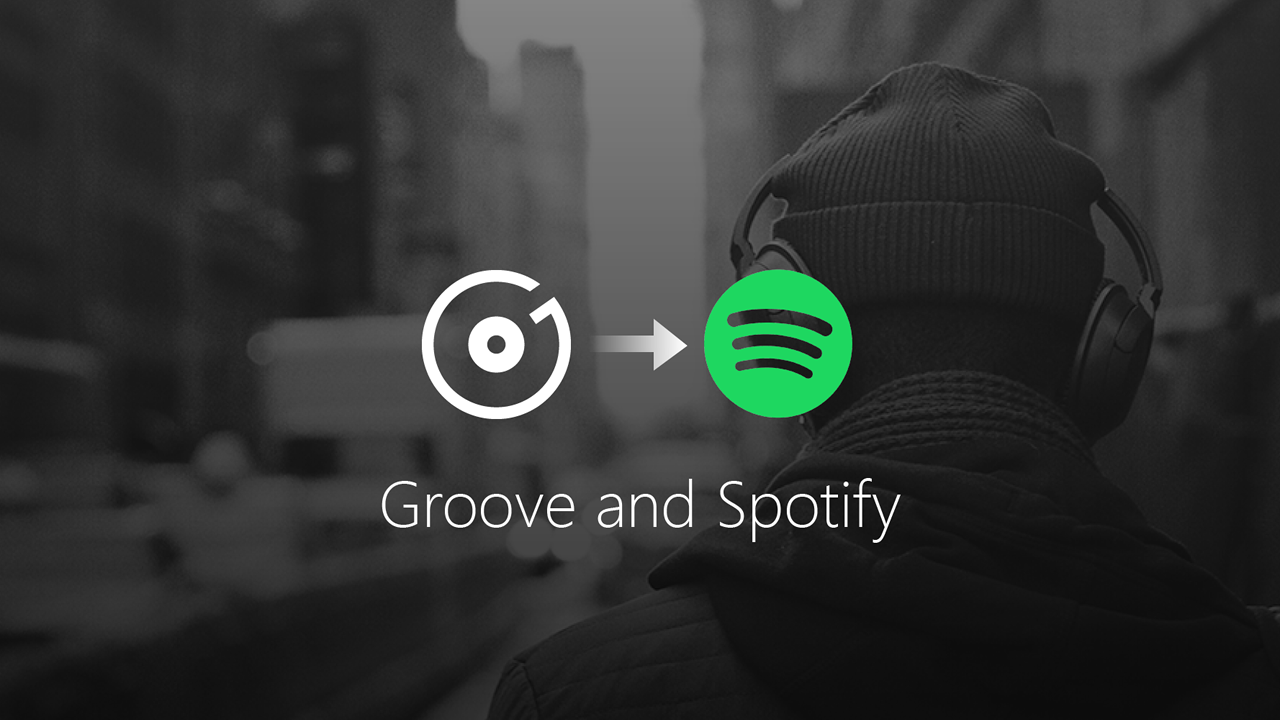 Migrar Groove Music Pass a Spotify