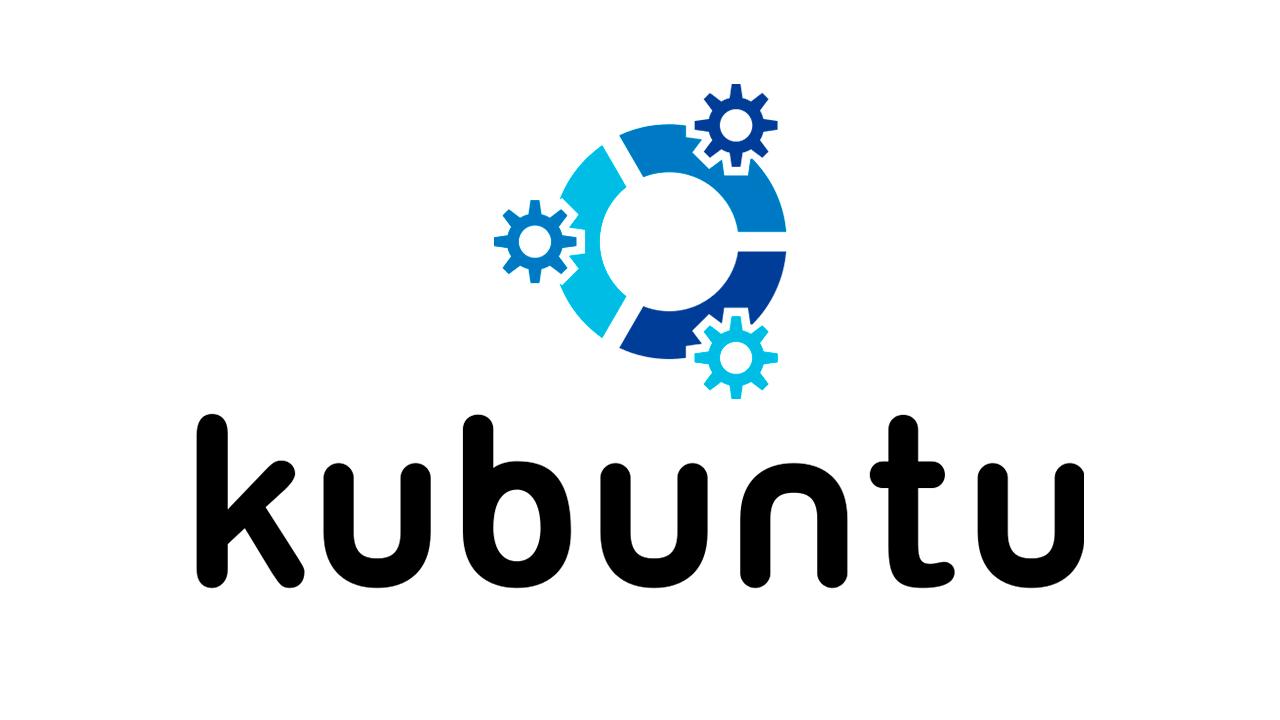 Kubuntu logo HD