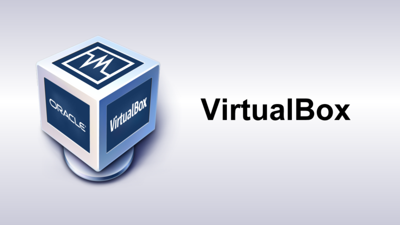 VirtualBox HD