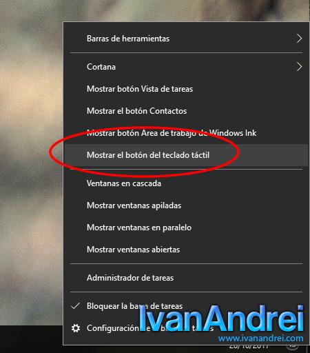 Windows 10 - Como activar el teclado emoji de Windows 10