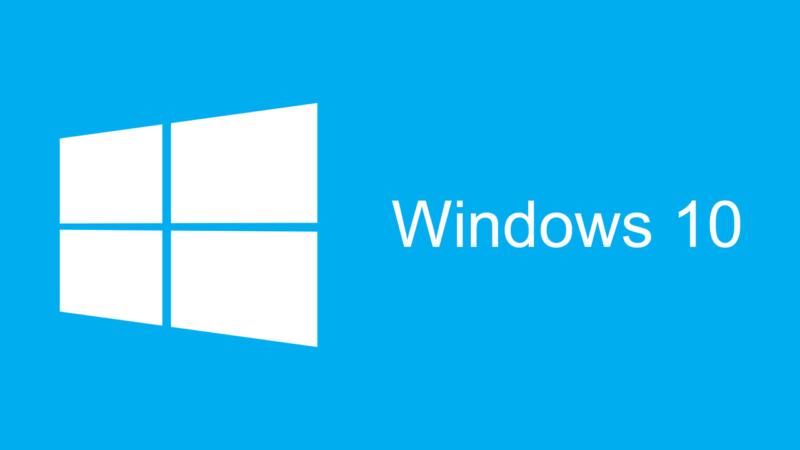 Windows 10 HD
