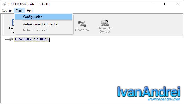 Configurar servidor de impresión en router TP-Link