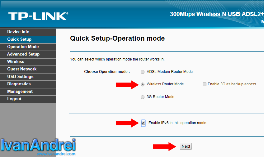 Configurar TP-Link en modo router