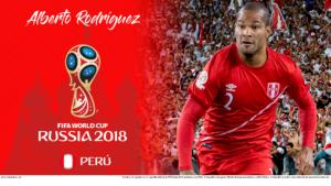 Wallpaper de Alberto Rodríguez de Perú para la Copa Mundial de la FIFA - Rusia 2018 - Edición para PC (1920x1080)