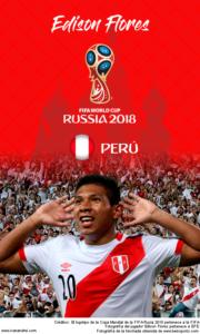 Wallpaper de Edison Flores de Perú para la Copa Mundial de la FIFA - Rusia 2018 - Edición para teléfonos con resolución 480x800