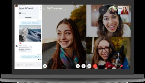 Skype 8 para Windows