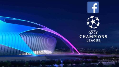 Ver la UEFA Champions Leagues en vivo y gratis por Facebook