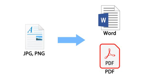 Extraer texto de una imagen y pasarlo a Word o PDF con Google Drive