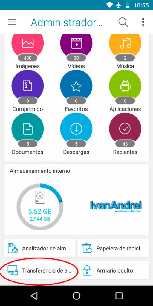 Acceder remotamente a los archivos de tu teléfono Android desde tu PC - Asus
