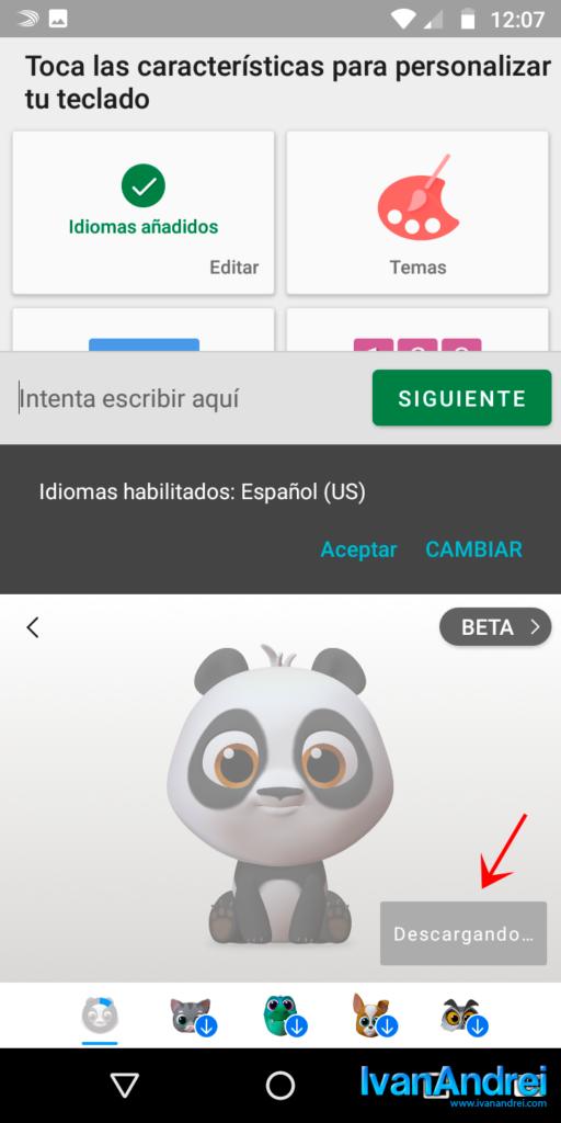 Como crear emojis 3D animados en SwiftKey