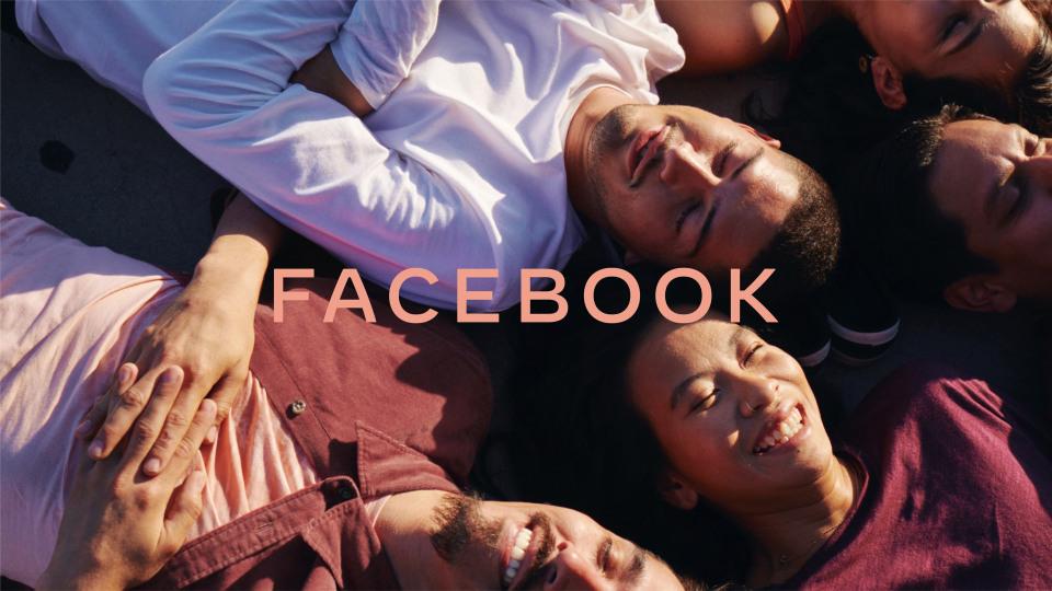 Facebook logo corporativo