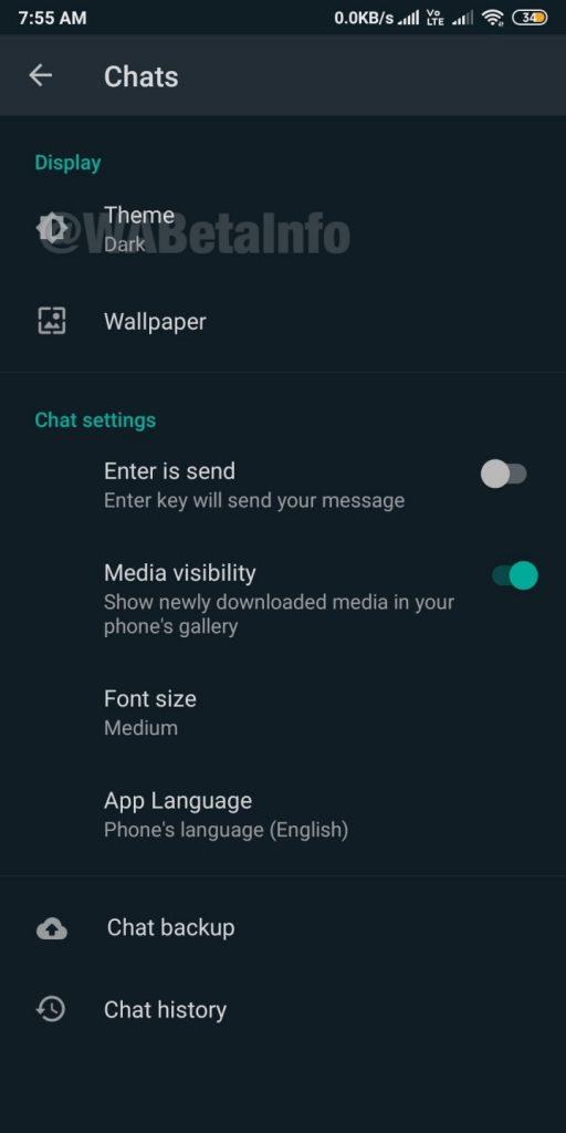 Whatsapp-tema-oscuro