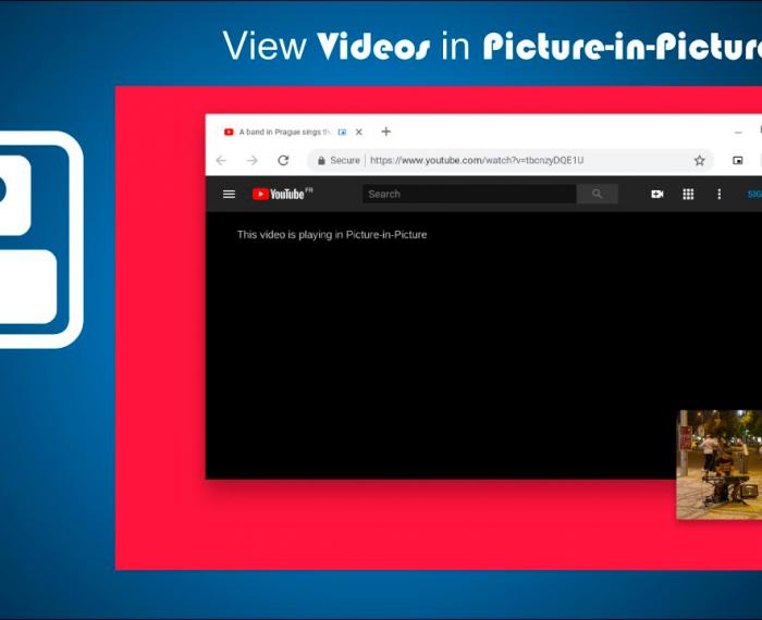 Modo Picture in Picture (PiP) en Microsoft Edge