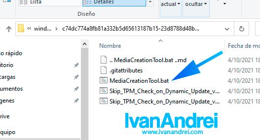 Herramienta de creación de medios de instalación de Windows 11 modificado para instalar en equipos no compatibles